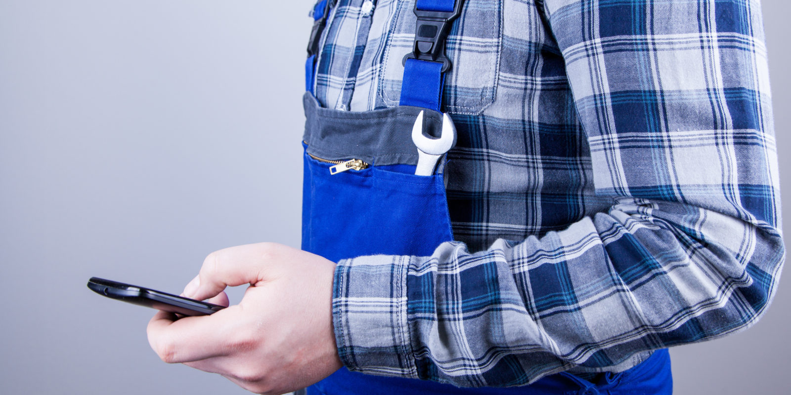 Reparaturauftrag an den Hausmeisterservice